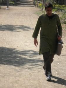 Gibran Walking